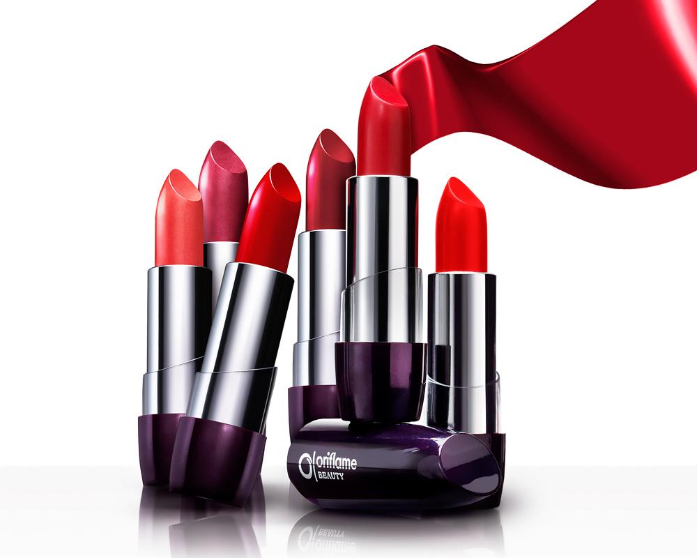 Oriflame Cosmetics | Lipstick Range