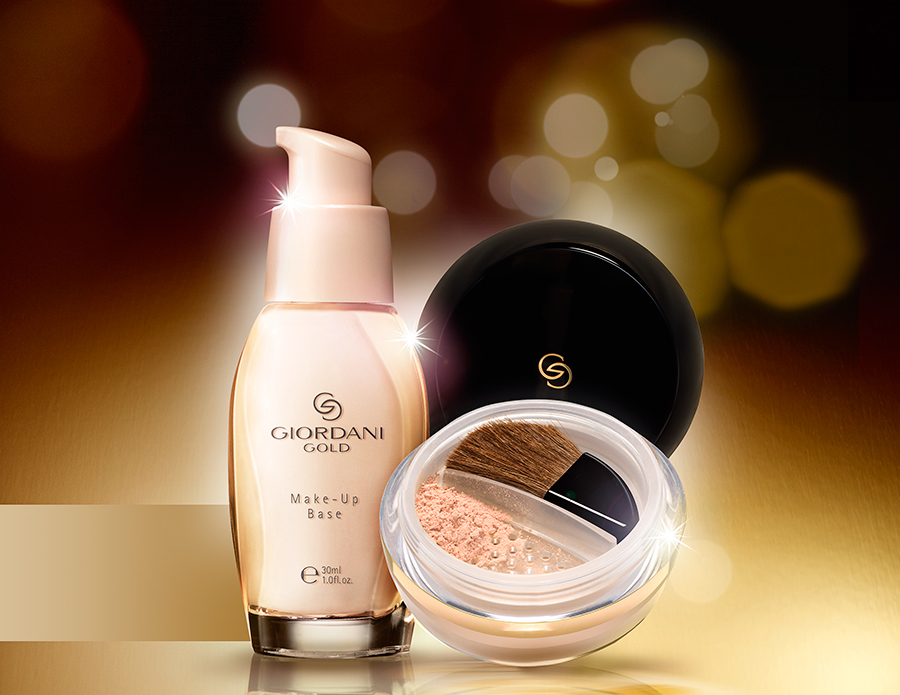 Oriflame | Christmas GG Make Up Base