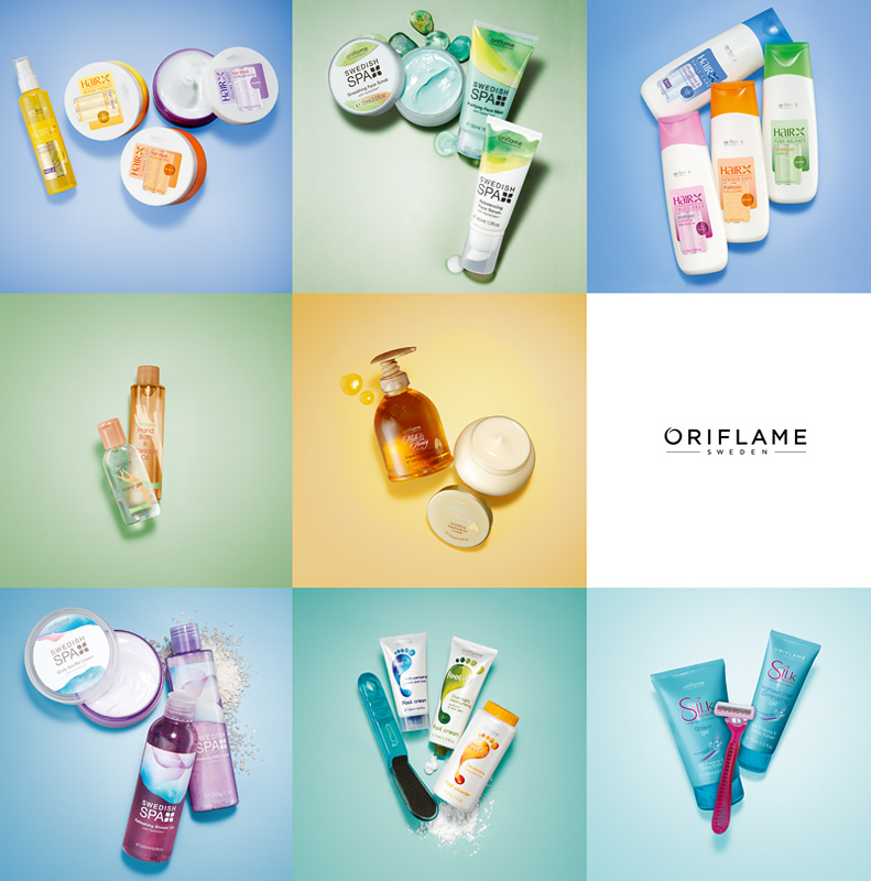 Oriflame | P&H Care Range