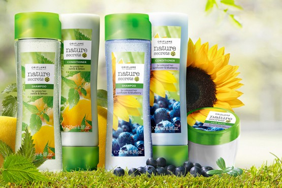 Oriflame | Nature Secrets Range 1