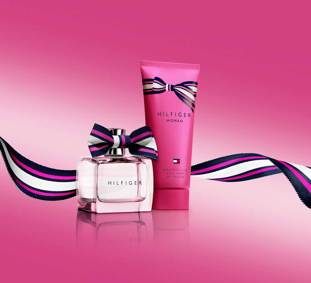 Hilfiger Woman Cheerfully Pink | Gift Set