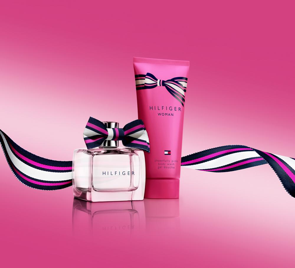 Hilfiger Woman Cheerfully Pink | Gift Set
