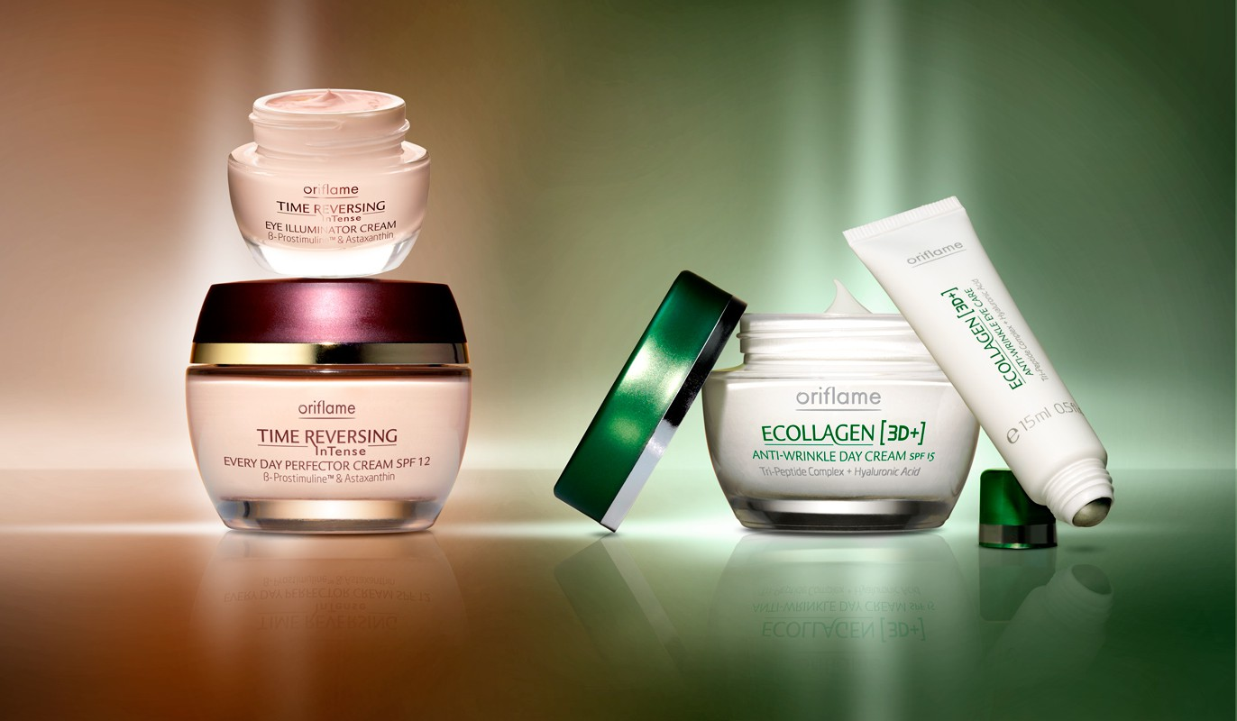 Oriflame Skin Care | Night and Day