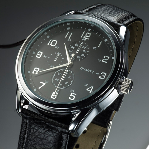 Oriflame | Mens Noir Watch 1