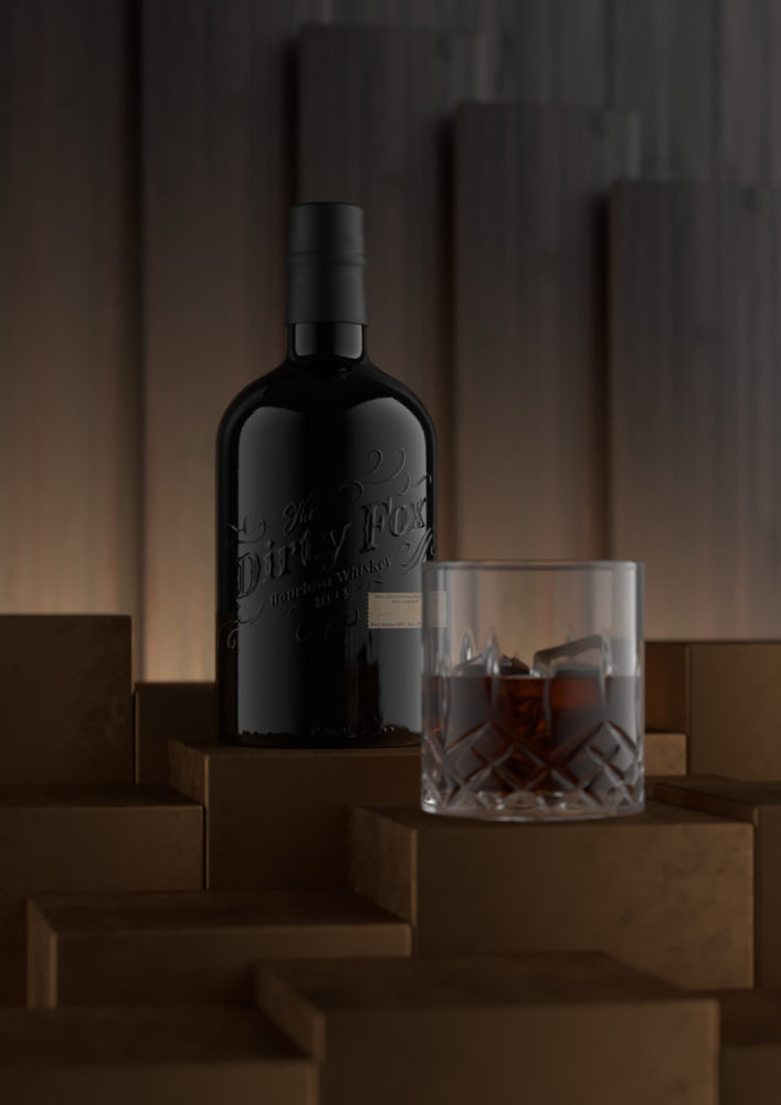 Dirty Fox Whisky - Concept Creation